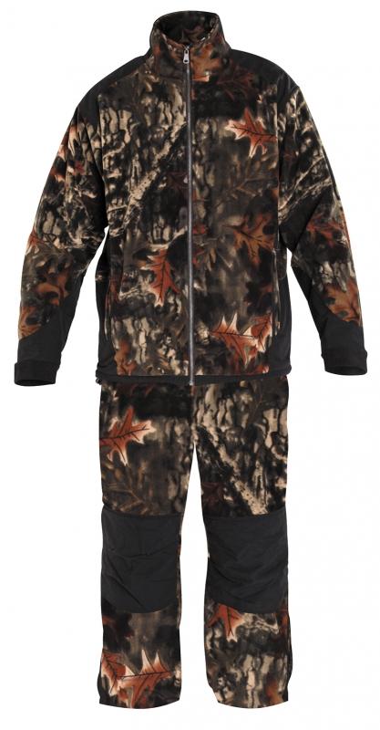 флисовая одежда на рыбалку