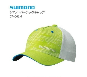 Кепка Shimano Basic Cap Black CA-041