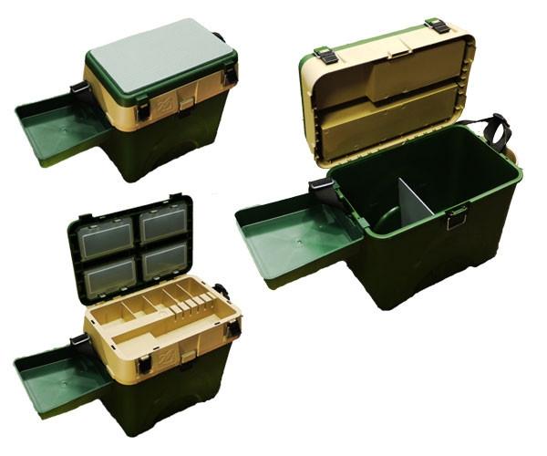 ящик для воблеров вертикальный а005