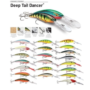 Воблер Rapala Deep Tail Dancer TDD11