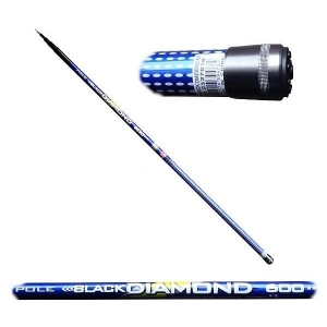 Удочка маховая Rich Sport Fishing Blaсk Diamond Pole 5м